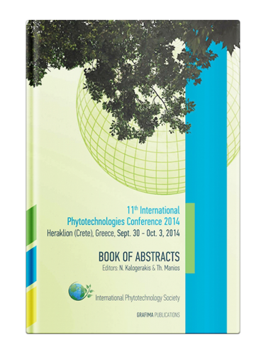 Book of Abstracts of the 11th International Phytotechnologies Conference
