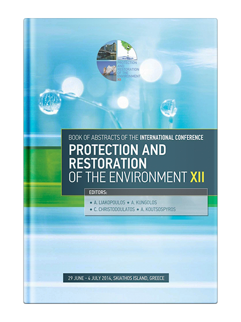 Book of Abstracts of the 12th International Conference on Protection and Restoration of the Environment