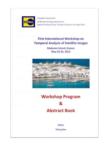 First International Workshop on Temporal Analysis of Satellite Images