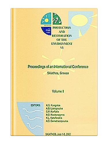 Protection and Restoration of the Environment IV - Volume 2