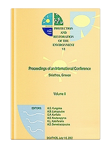 Protection and Restoration of the Environment IV - Volume 3