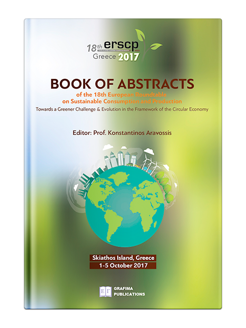 Book of Abstracts of the 18th European Roundtable on Sustainable Consumption and Production