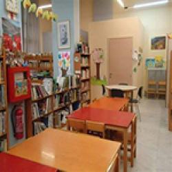 """Στήριξη στην """"Παιδική  Βιβλιοθήκη Δελφών"""" του Δήμου Θεσσαλονίκης"""